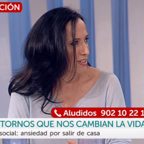Fobia Social - Francesca Román en RTVE