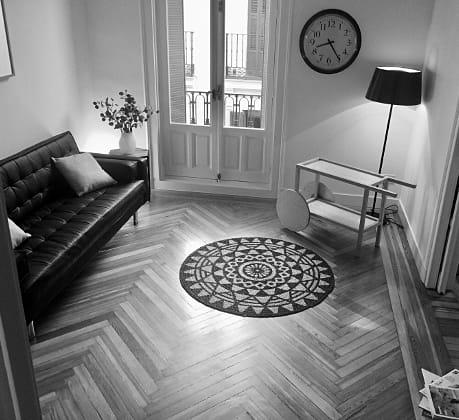 Centrum Psicólogos Madrid - Sala de espera