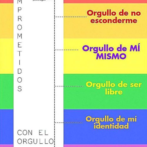 Orgullo Gay Centrum Psicólogos