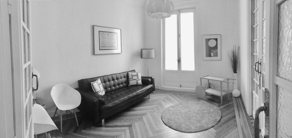 Sala de Espera - Centrum Psicólogos Madrid