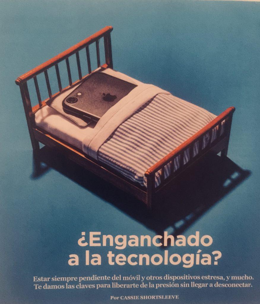 Cómo desengancharse de las tecnologías - Apariciones en prensa Centrum Psicólogos